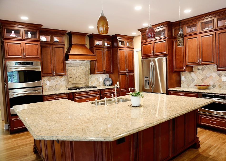 RTA Mocha Deluxe Kitchen Cabinets RTA Kitchen Cabinets