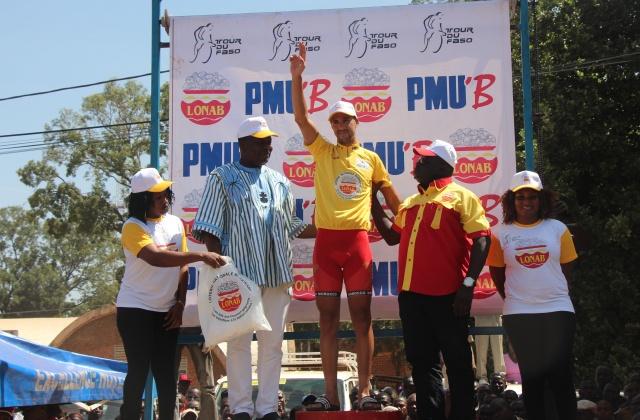 Mouhssine Lahsaini porte toujours sa tunique jaune