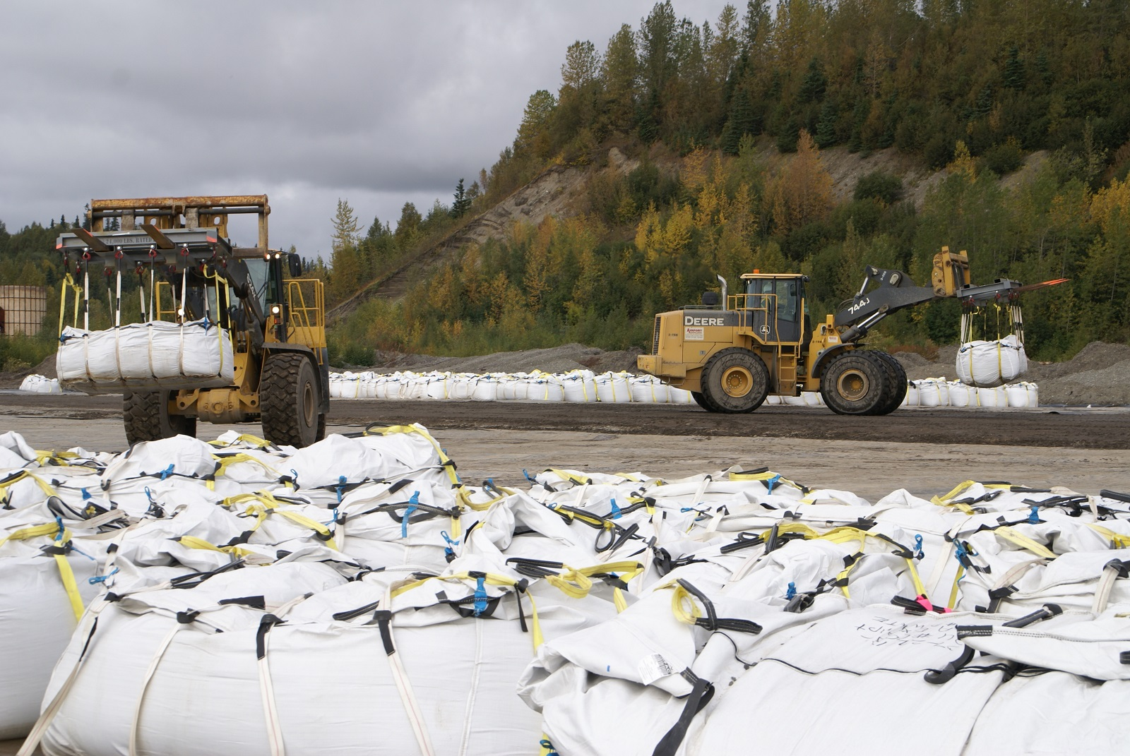 Ivan River Waste Removal