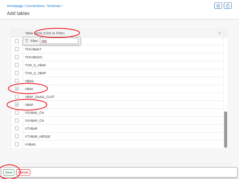 Quickly select any ABAP table