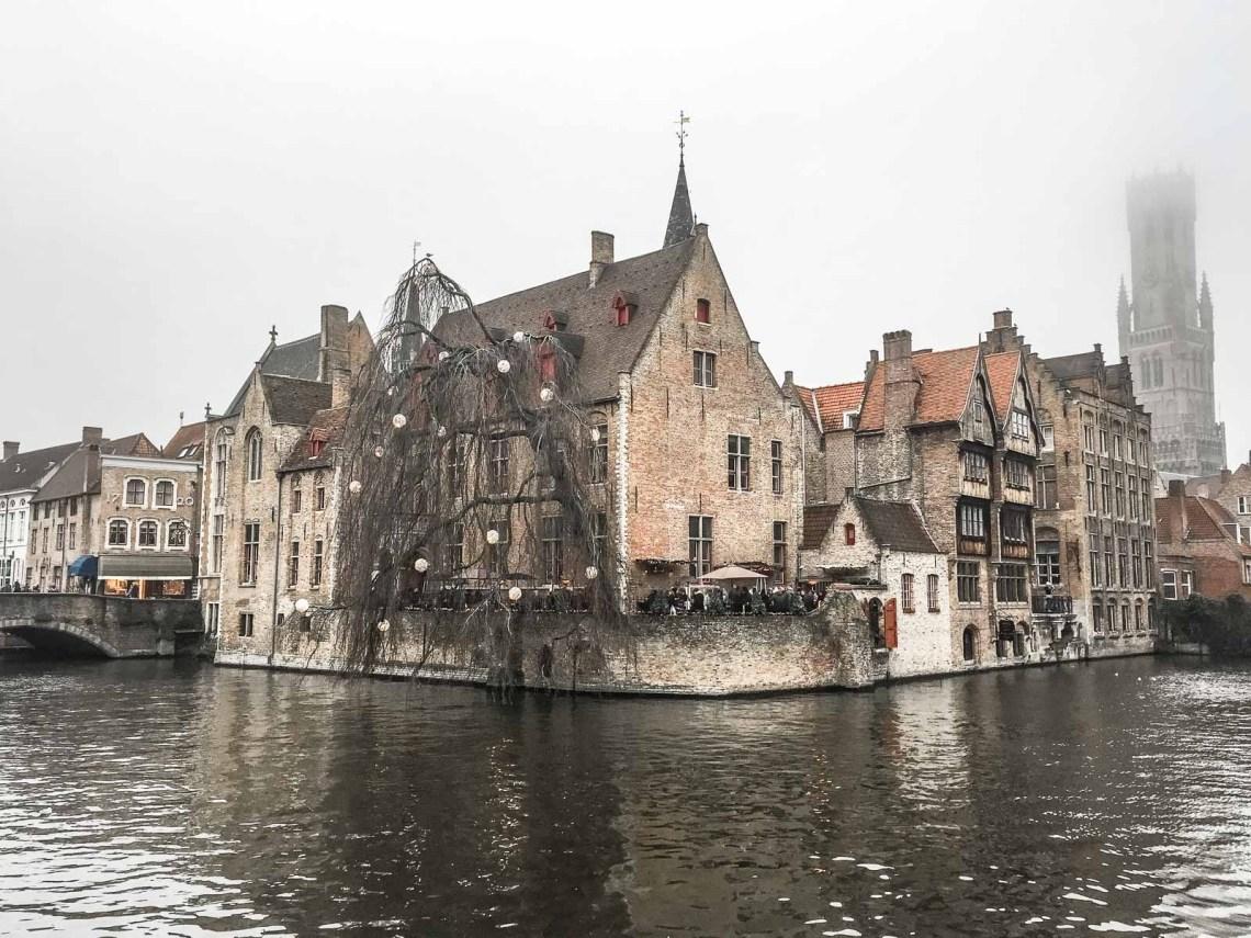 Bruges - Gioiello delle Fiandre