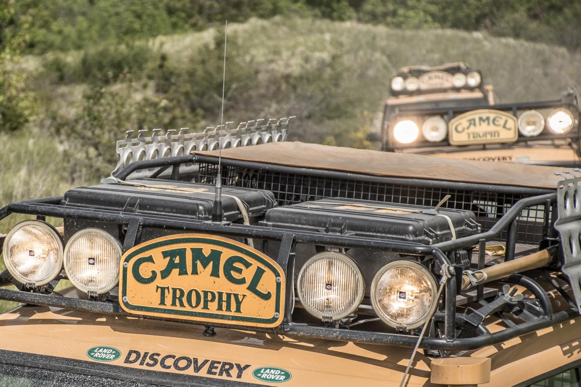 CAMEL TROPHY HISTORY DAY