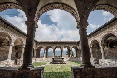 Chiostro ex Convento di San Francesco