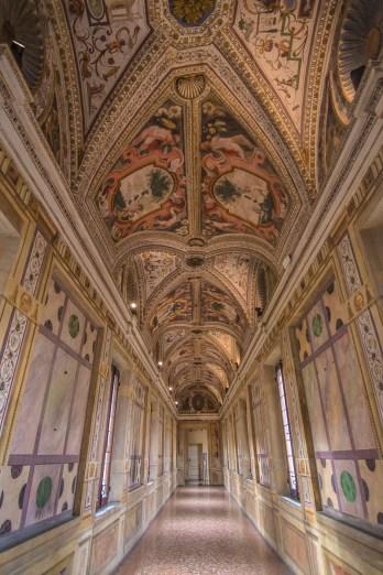 Corridoio dei Mori. Palazzo Ducale