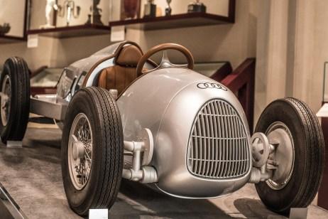 Museo Tazio Nuvolari, particolare
