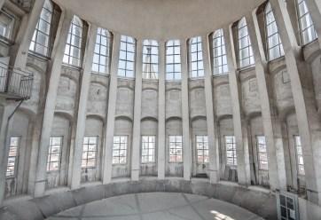 Interno della Cupola di San Gaudenzio a Novara