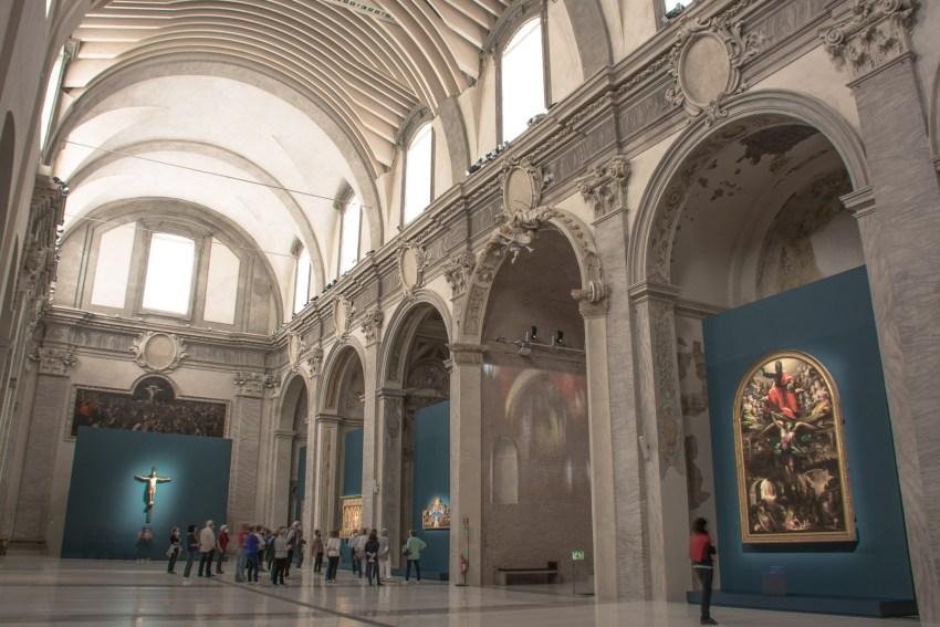 Mostra Dantesca presso i Musei di San Domenico, Forlì
