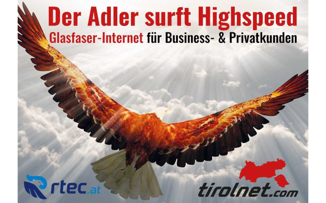 tirol.net Glasfaser Internet powered by rtec.at