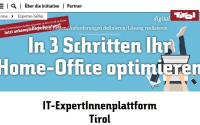IT-ExpertInnenplattform Tirol