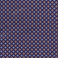 Fabric Print Polyester Tie Fabric; PF10-0008 navy ...