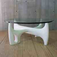 Round Sculpteur Coffee Table Base - RT Facts