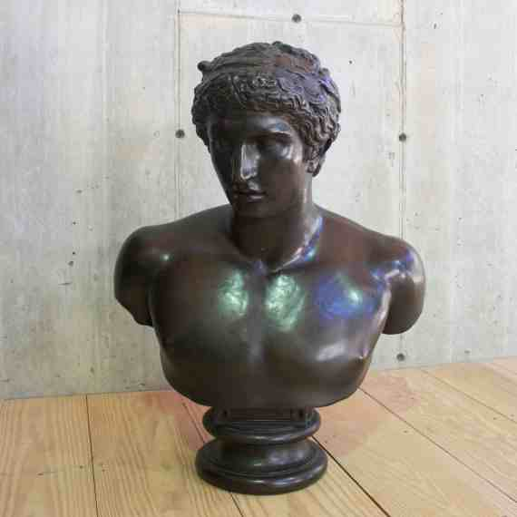 bronze-bust-of