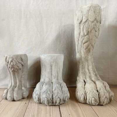 Paw Foot Styles - 1
