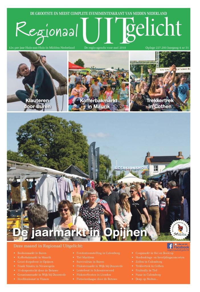 Advertentie plaatsen in Regionaal Uitgelicht editie Culemborg