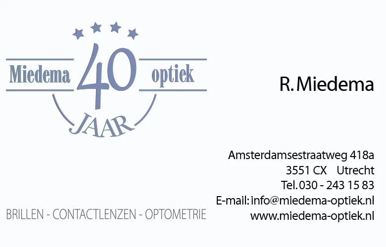 Miedema Optiek Utrecht