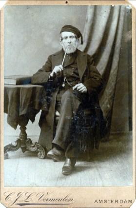 1850, approx Jan Scholten, oncle de Moe