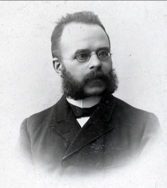1870, approx Johannes Christiann (Jan) Bensdorp (1846-1919), frère de Moe