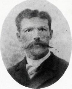 1885, approx Arnold der Kinderen père de François et Jean