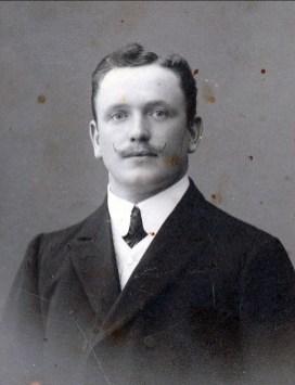 1902, approx Piet van Erkel 1882-1962