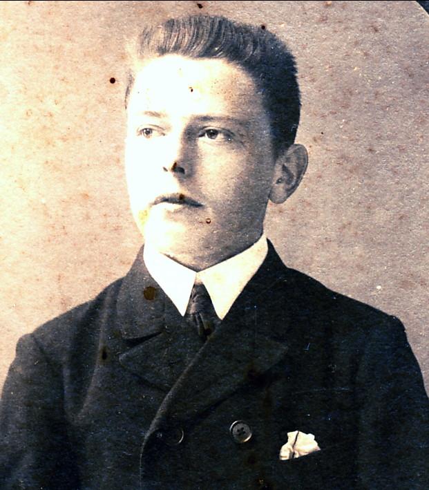 1907, approx Jean der Kinderen (Onkel)