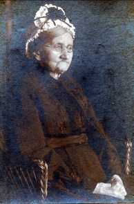 1910, approx Engelina Günst 1821-1913, épouse de Gerardus Bernardus Bensdorp