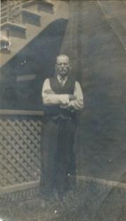 1910 approx. Micheal Rochford, father of Helena Rochford