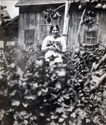 1913, approx Aunt Cecilia Rochford