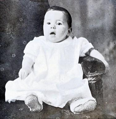 1918, janvier - Jeanne