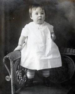 1918, juillet - Jeanne
