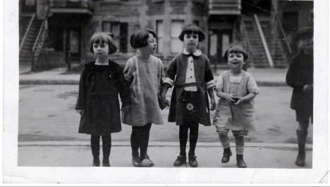 1923, Rita Fournier, Jeanne de Kinder, Cécile Joly, Henriette de Kinder