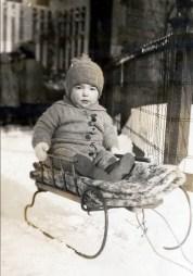 1925, Louis de Kinder