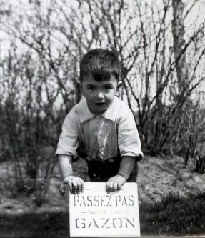 1926, Louis de Kinder