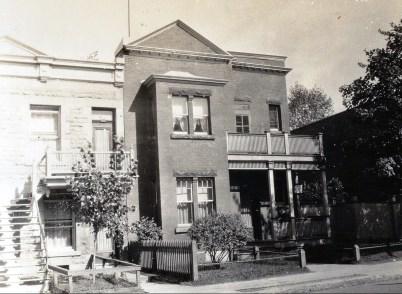 1934, septembre - déménagement au 5755 Waverly