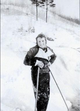 1938, février Henriette à Shawinigan