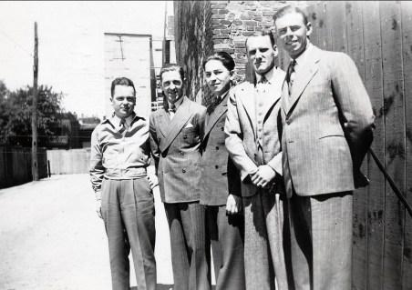 1939, juin ..., ..., ..., Ti-Lou Bergeron, Albert