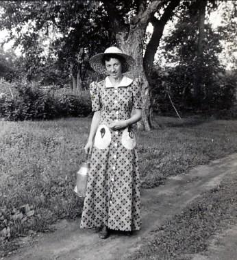 Jeanne der Kinderen 1917 +