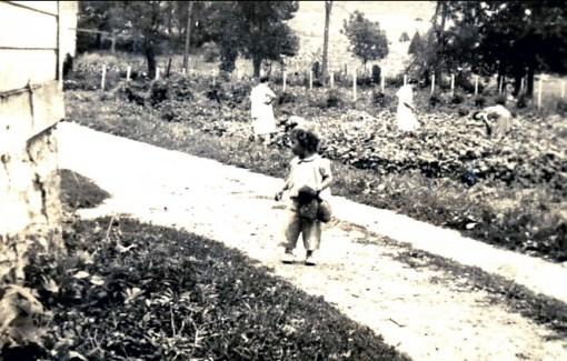 1942, Paulette à St-André