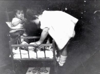 1943, Marc et Paulette (2)