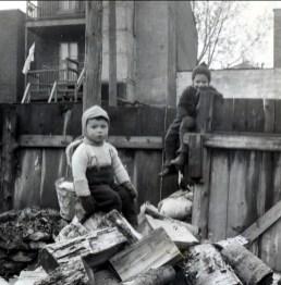 1944, Marc et Paulette - 6386 rue des Érables