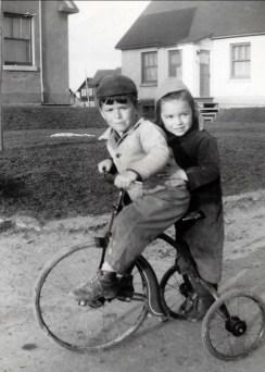 1946, Marc et Irène