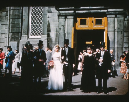 1947, mariage Ruth et Louis (2)