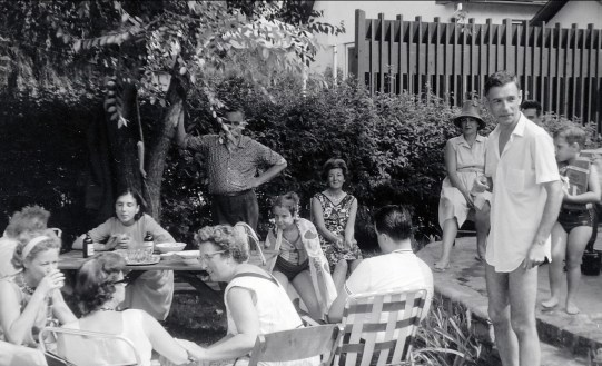 1955 approx famille