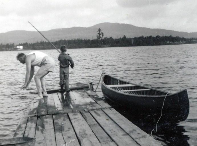 1958, Albert et Richard