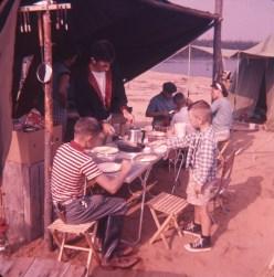 1959, Chibougamau déjeuner