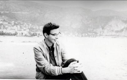 1963, Bobby au Cap Ferrat
