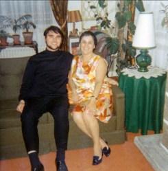 1968, Randy Duncan et Margie Duncan