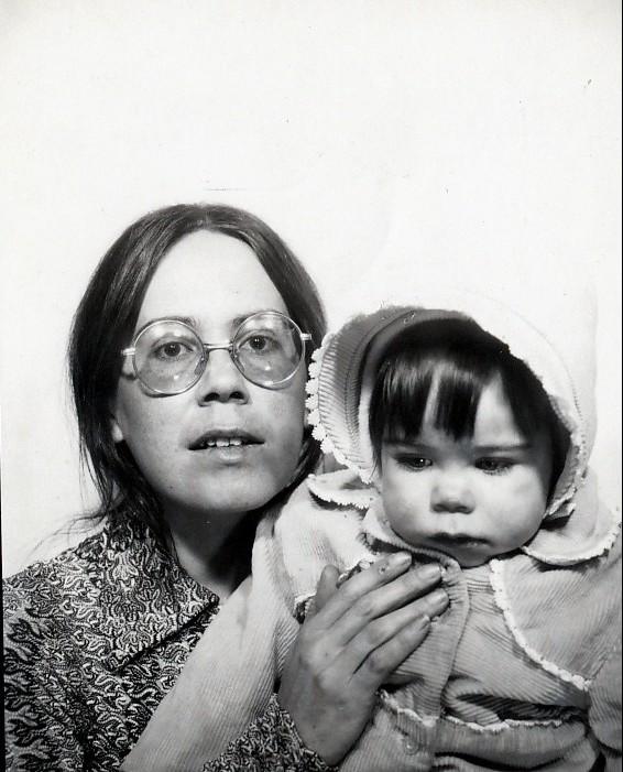 1971, Pauline et Marie-Jo