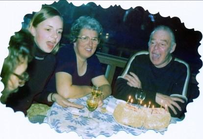 1973, Bobby, Claire, Henriette et Albert