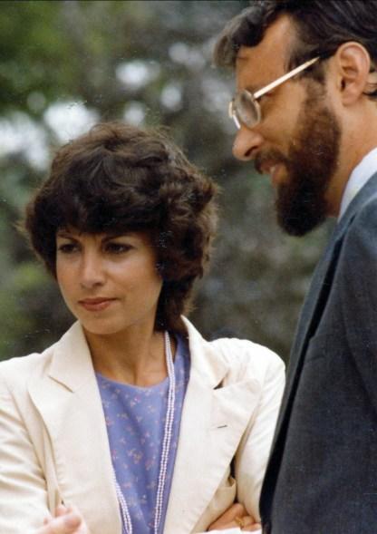 1985, approx Tina et Robert
