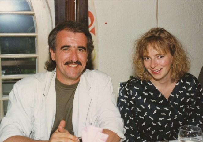 1990, 50e Yoland et Claire